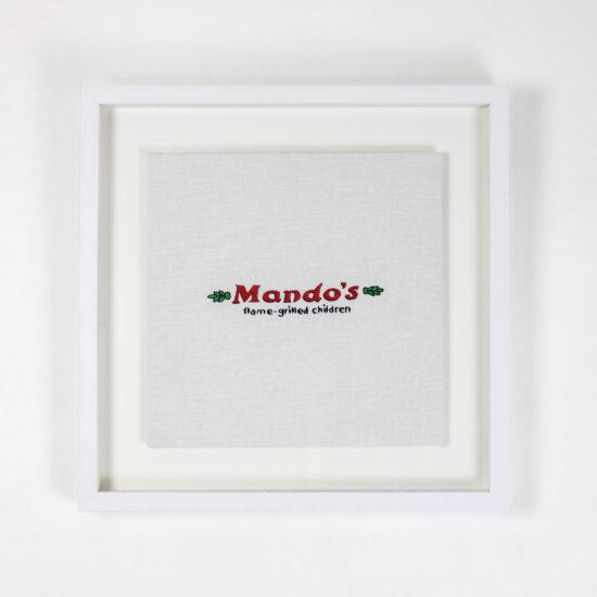A Subverted Nando's Logo