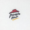 A subverted Pizza Hut Logo