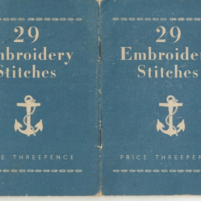 29 Embroidery Stitches