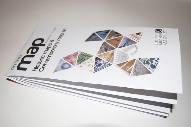 On The Map Exhibition Catalogue (2012)