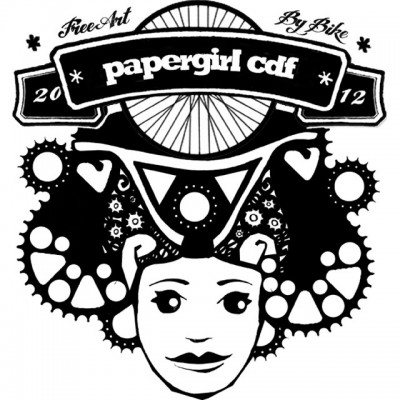 PaperGirl Cardiff 2012 | Image by Sophie Barras