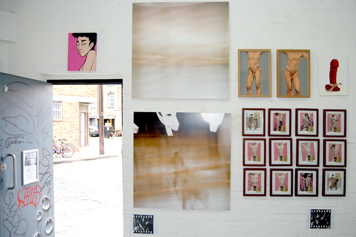 Bodies at Cultivate Gallery, London 2012
