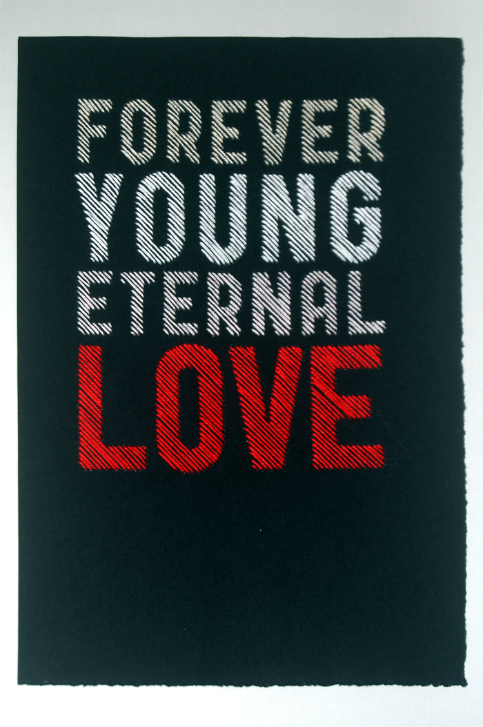Forever Young Eternal Love | Spike Dennis 2012