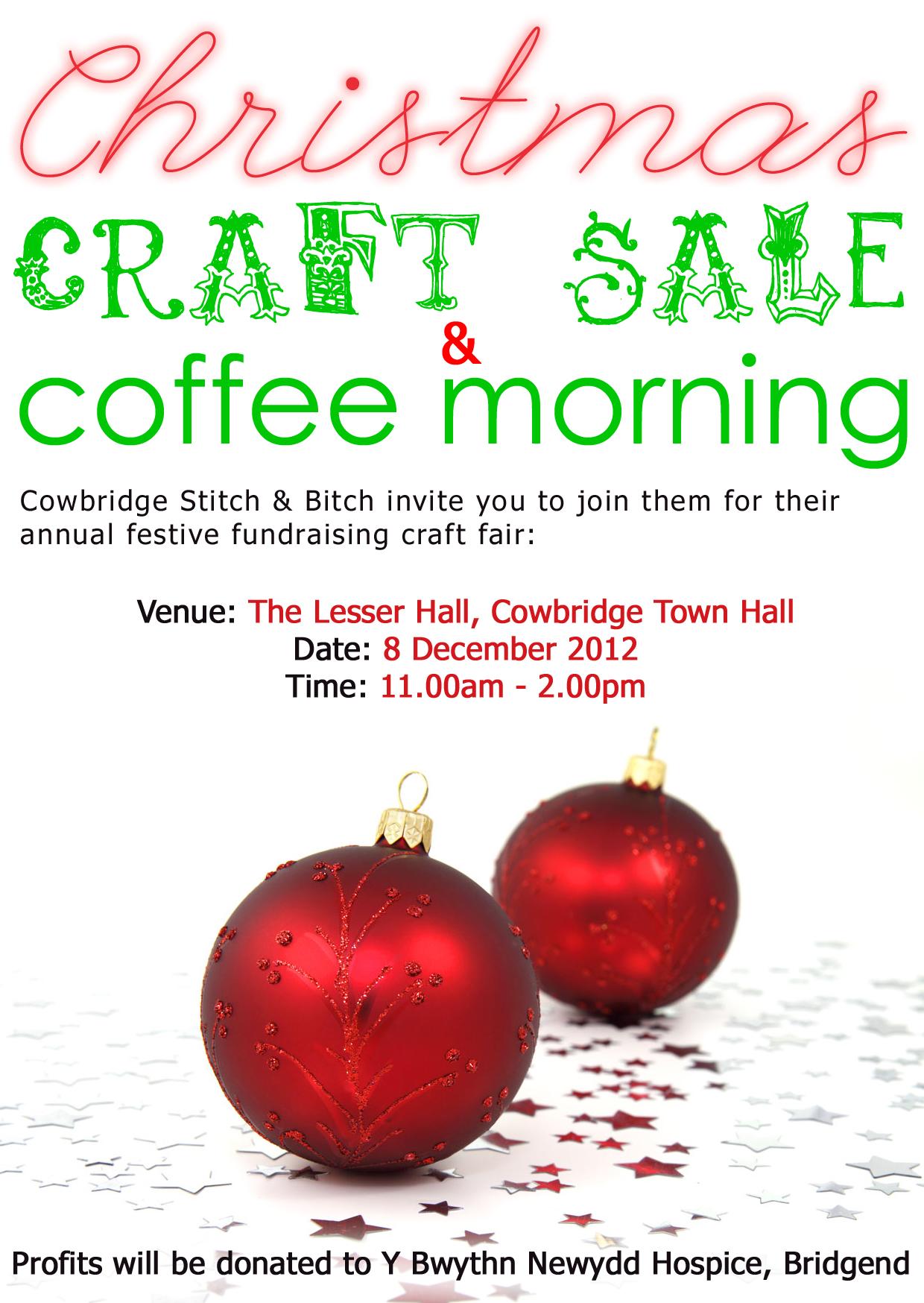 Cowbridge Christmas Craft Fair Spikeworld