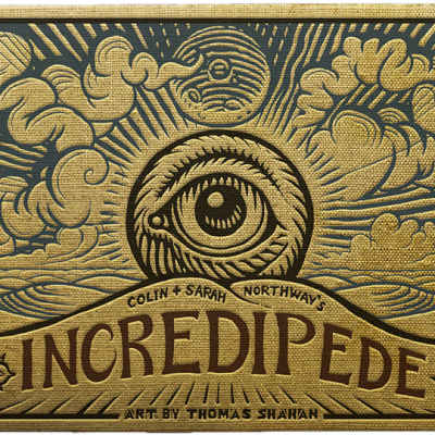 The Art of Incredipede by Thomas Shahan