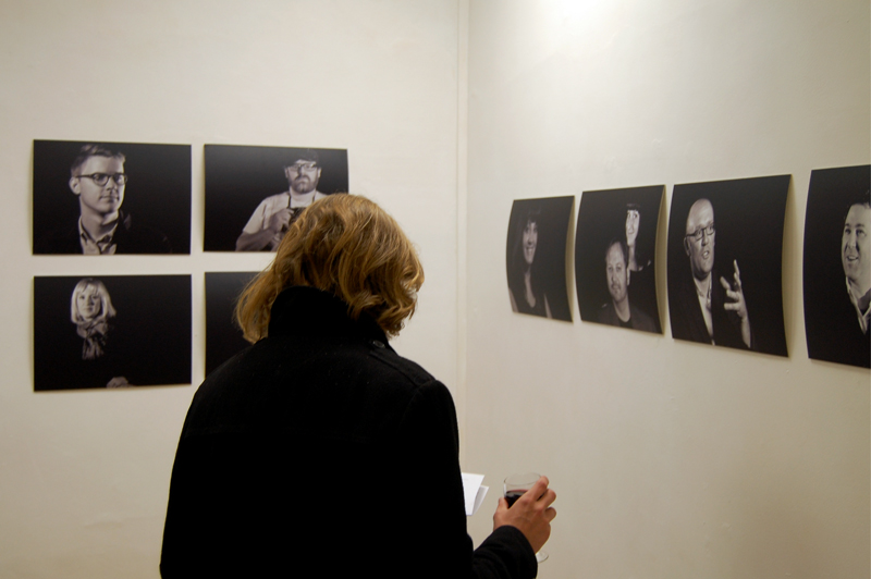 Project Cardiff Exhibition at Milkwood Gallery