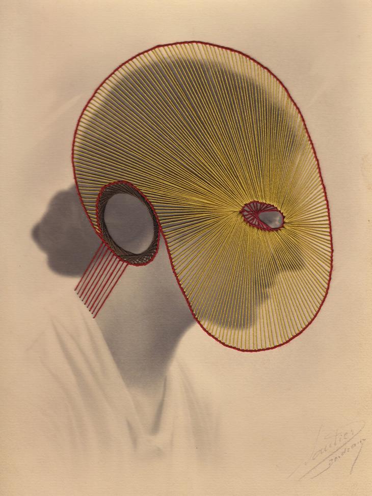 Maurizio Anzeri - Portrait Yellow