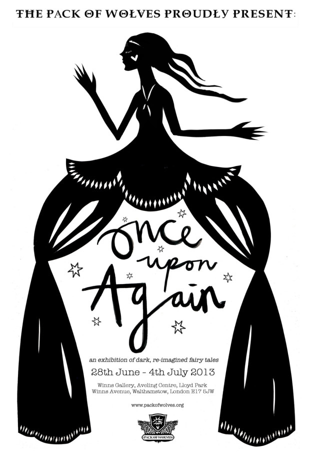 Once Upon Again Fairy Tale Exhibition