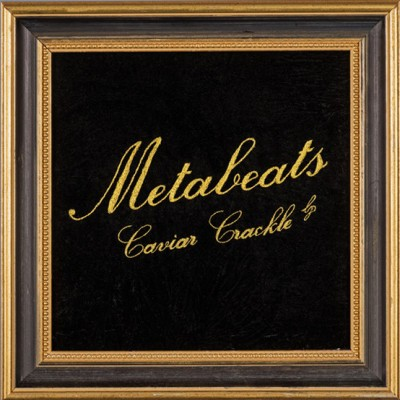 Metabeats - Caviar Crackle stitched by Spike Dennis