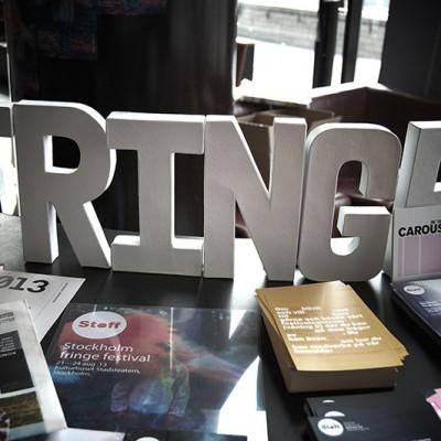 Stockholm Fringe Festival 2013 Sweden