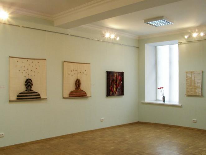 Fibremen 3 textiles Exhibition, Kherson, Ukraine