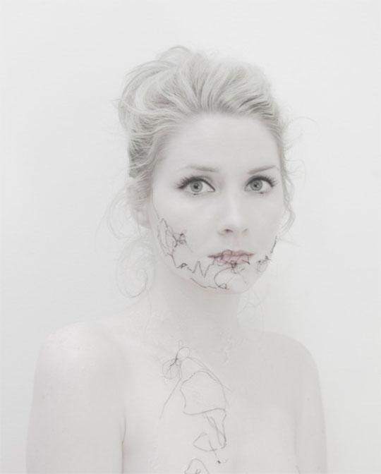 Nina Falk - Stitching Skin | Kalopsia Collective