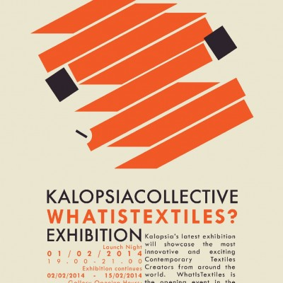 Kalopsia - What Is Textiles? Exhibition 2014 Edinburgh