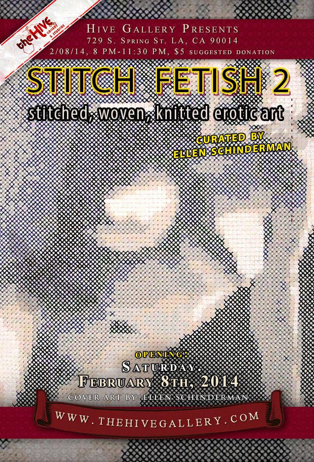Stitch Fetish 2 - Electric Boogaloo