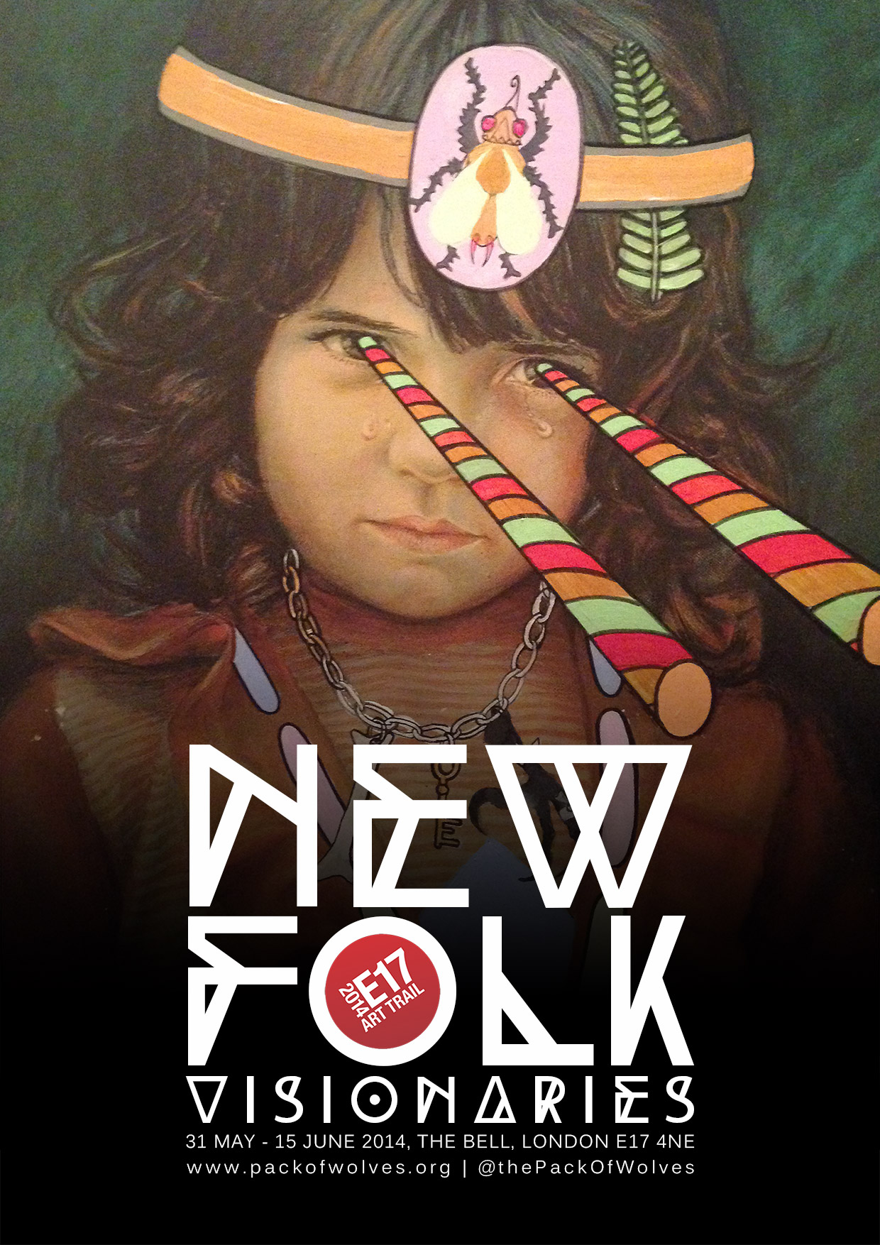 New Folk Visionaries - Contemporary Folk Art Exhibition