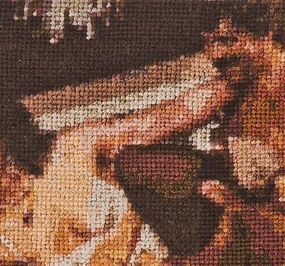 Leah Emery Cross Stitch Porn