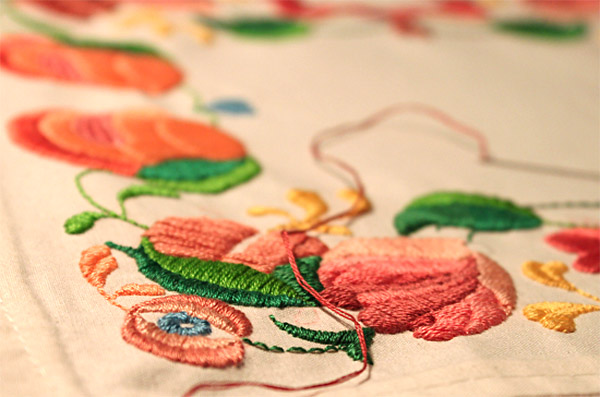 Kathryn Shinko - Dirty Sampler Series: iv tastd u contemporary hand embroidery