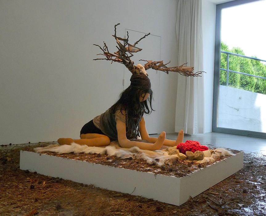 Muriel Decaillet Textile Artist, Geneva, Switzerland