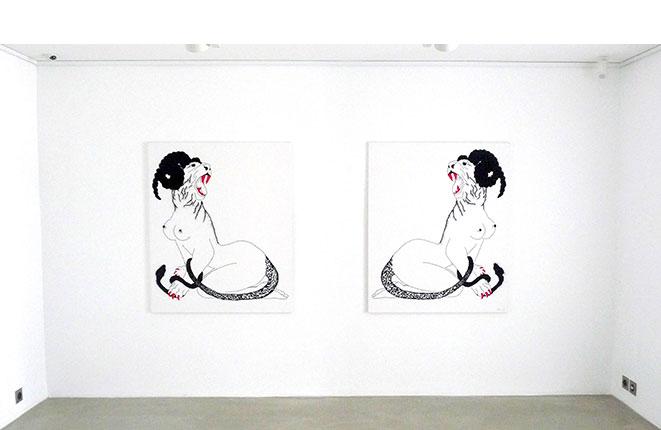 Muriel Decaillet Textile Artist