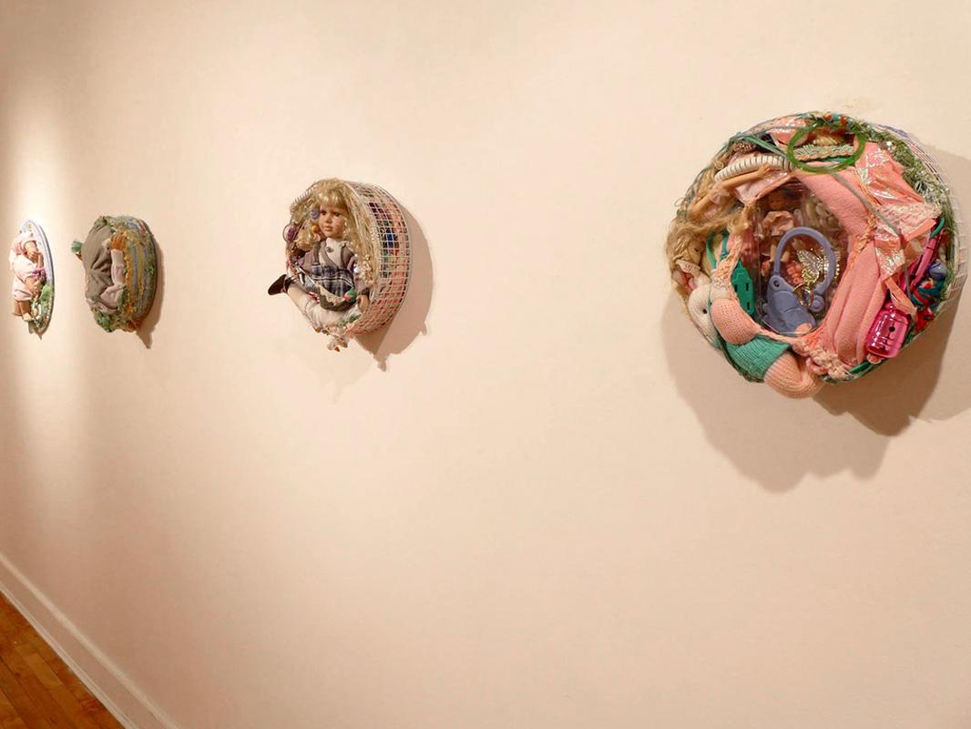 Textile Artist Bonnie Lucas