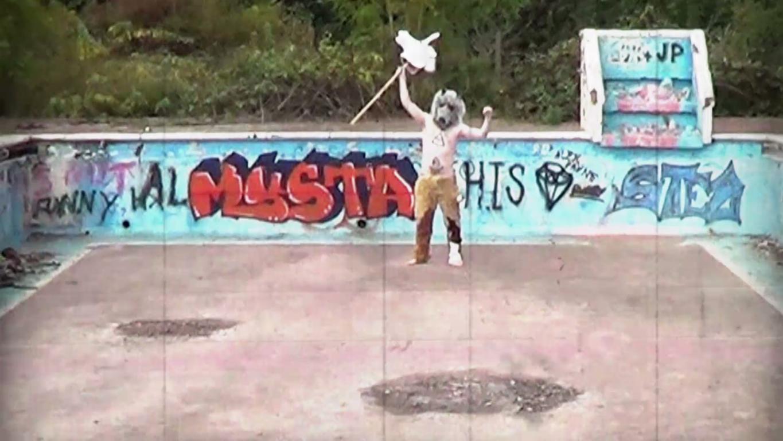 Wild Man #1 (Farmer McPhallus) Contemporary Video Performance Art