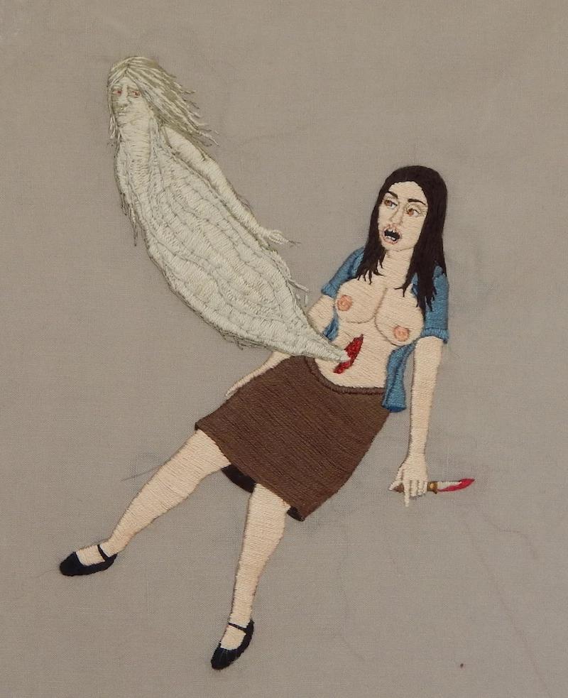 Alaina Varrone Fibre Artist