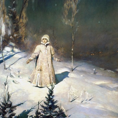 Vatnetsov Snegurochka