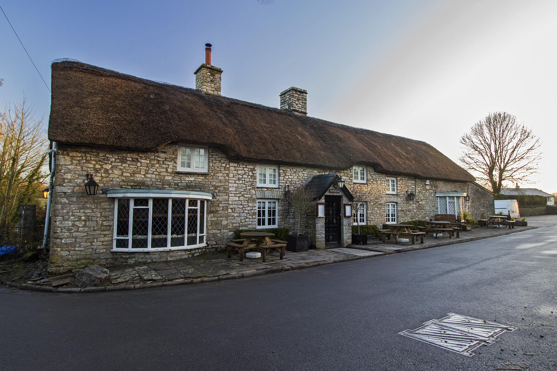 The Bush Inn Pub, Vale of Glamorgan