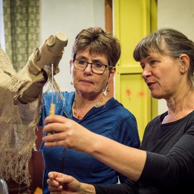Puppetry Workshop with Rene Baker