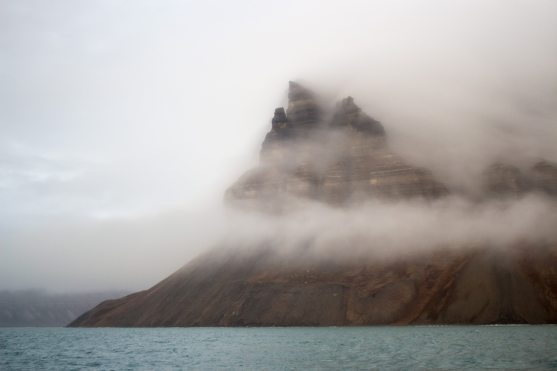 Gipshukodden, Svalbard