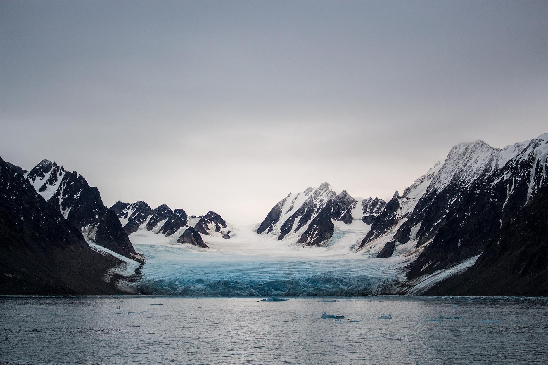 Fuglefjorden in Svalbard