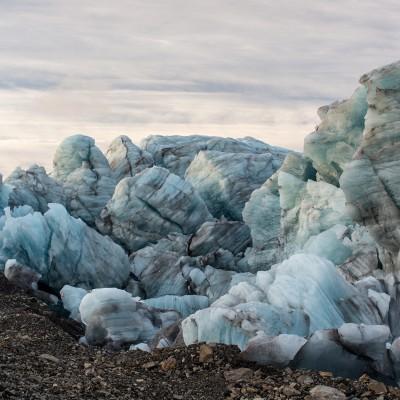 Esmarkbreen Svalbard