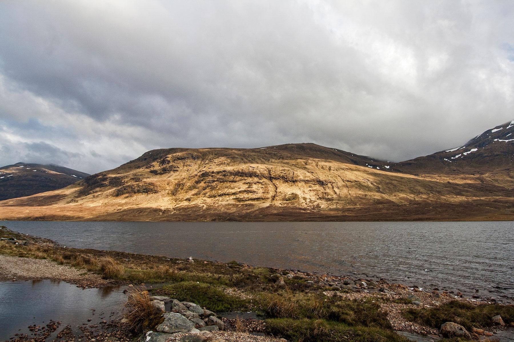 Loch A' Bhraoin, Scotland