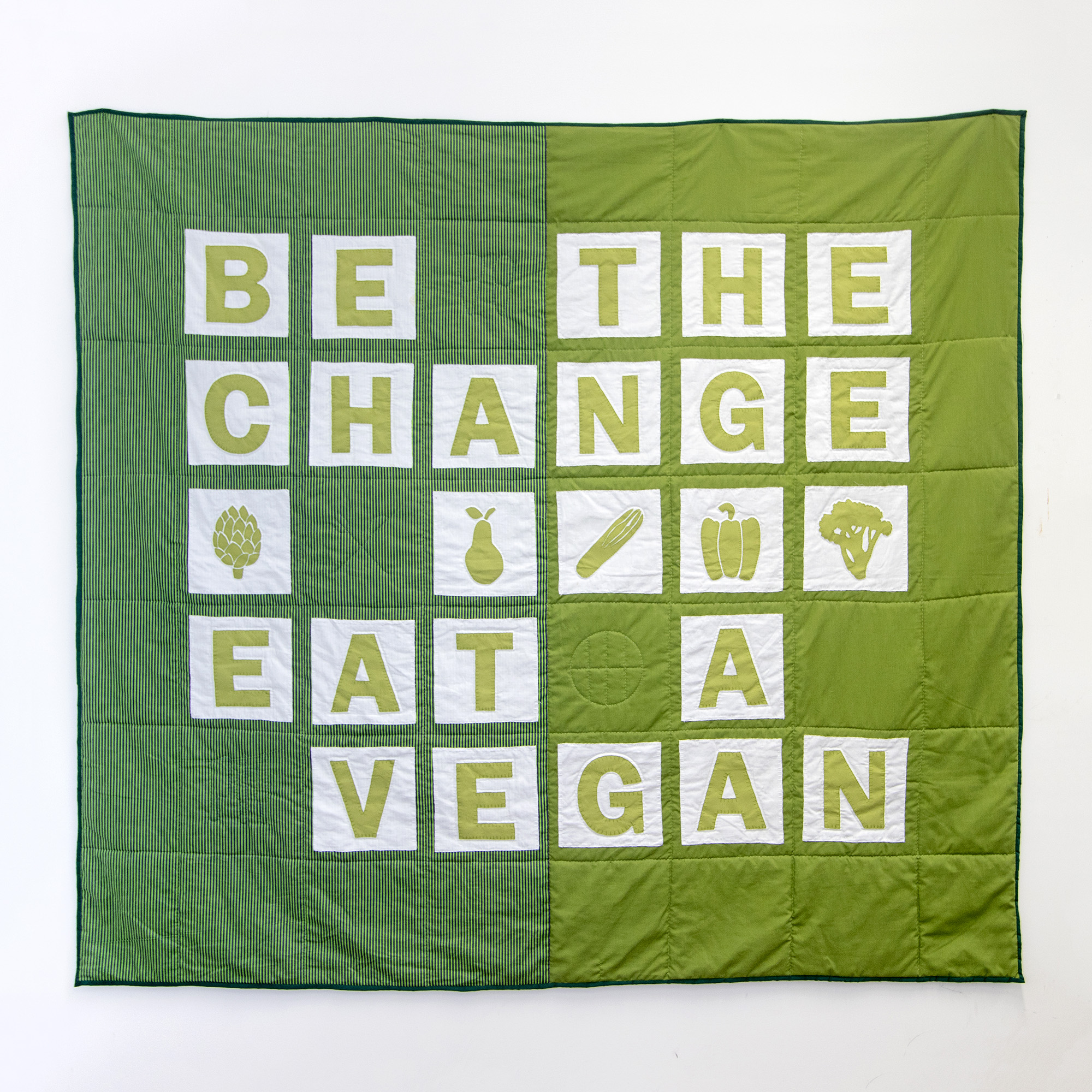 Be The Change Eat A Vegan