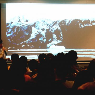Connecting the North and South Poles, Global Warming Observation in How Art Museum in Shanghai